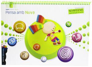 PENSA AMB NUVA (INFANTIL 3 AÑOS SEGUNDO TRIMESTRE)