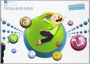 PENSA AMB MOLI (INFANTIL 4 AÑOS PRIMER TRIMESTRE)