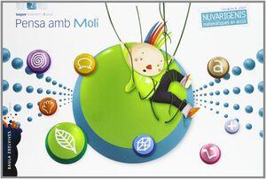 PENSA AMB MOLI (INFANTIL 4 AÑOS SEGUNDO TRIMESTRE)