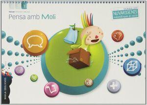 PENSA AMB MOLI (INFANTIL 4 AÑOS TERCER TRIMESTRE)