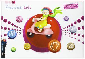 PENSA AMB ARIS (INFANTIL 5 AÑOS TERCER TRIMESTRE)