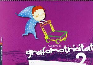 QUADERNS DE GRAFOMOTRICITAT 2