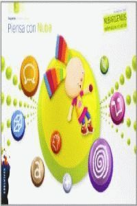 PIENSA CON NUBA (INFANTIL 3 AÑOS SEGUNDO TRIMESTRE)