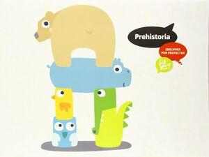 PREHISTORIA (INFANTIL 2º CICLO)