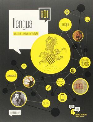 LLENGUA I LITERATURA 1º BACHILLERATO (VALENCIANO)