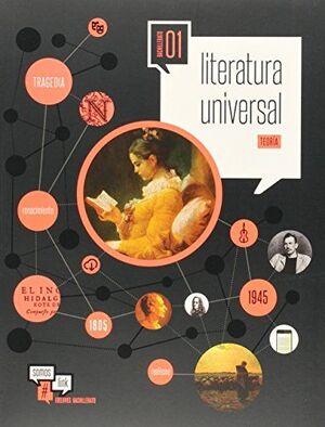 LITERATURA UNIVERSAL 1º BACHILLERATO