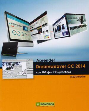 APRENDER DREAMWEAVER CC 2014 CON 100 EJERCICIOS PRÁCTICOS