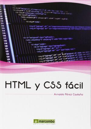 HTML Y CSS FÁCIL