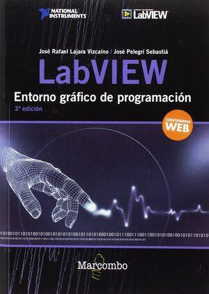 LABVIEW. ENTORNO GRÁFICO DE PROGRAMACIÓN 3ªED.