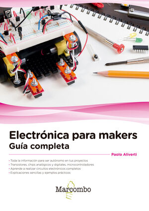ELECTRÓNICA PARA MAKERS