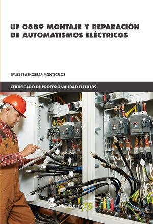 MONTAJE Y REPARACIÓN DE AUTOMATISMOS ELÉCTRICOS