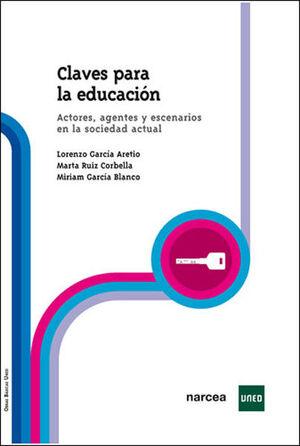 CLAVES PARA LA EDUCACIÓN
