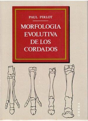 MORFOLOGIA EVOLUTIVA DE LOS CORDADOS