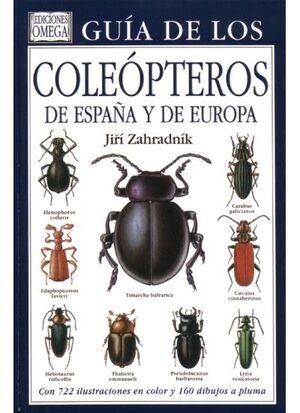 GUIA COLEOPTEROS DE ESPAÑA Y DE EUROPA