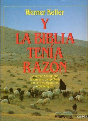 Y LA BIBLIA TENIA RAZON (COLOR)
