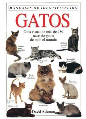 GATOS. MANUAL DE IDENTIFICACION