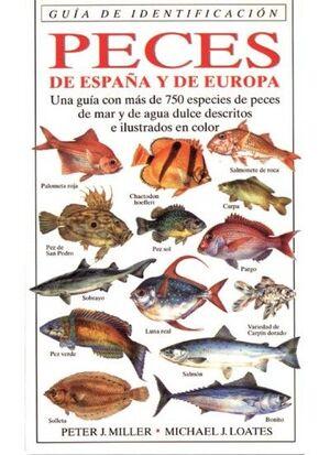 PECES DE ESPAÑA Y EUROPA.G.IDENTIFICACION