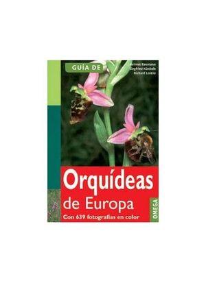 GUIA DE ORQUÍDEAS DE EUROPA