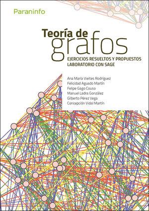 TEORÍA DE GRAFOS. EJERCICIOS Y PROBLEMAS RESUELTOS.