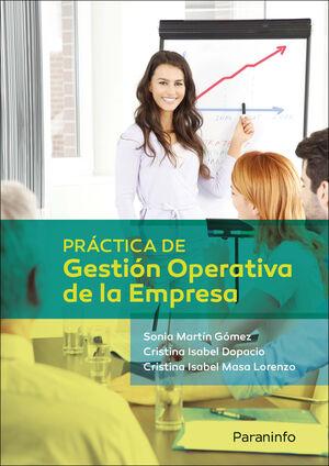 PRÁCTICA DE GESTIÓN OPERATIVA DE LA EMPRESA