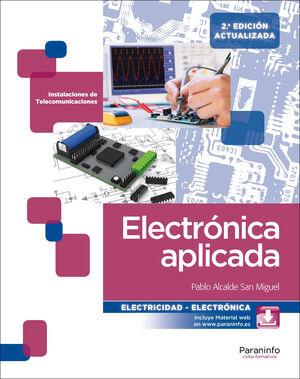 ELECTRÓNICA APLICADA 2.ª EDICIÓN