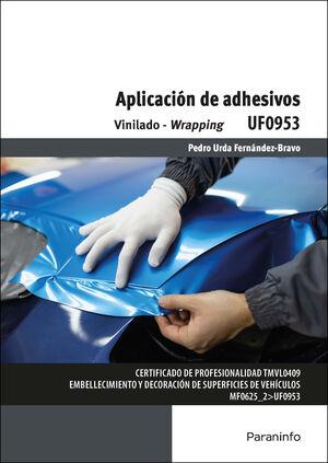 APLICACIÓN DE ADHESIVOS (VINILADO - WRAPPING)