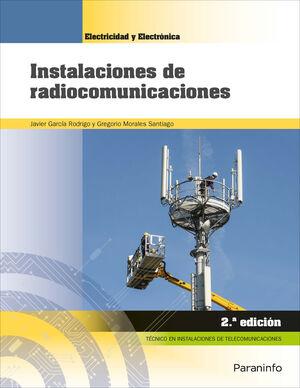 INSTALACIONES DE RADIOCOMUNICACIONES 2.ª EDICIÓN