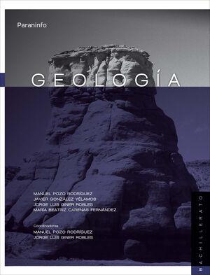 GEOLOGÍA. 2º BACHILLERATO LOMCE