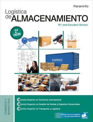 LOGÍSTICA DE ALMACENAMIENTO 2.ª EDICIÓN 2019