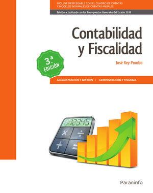 CONTABILIDAD Y FISCALIDAD  3.ª EDICIÓN