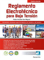 REGLAMENTO ELECTROTÉCNICO PARA BAJA TENSIÓN  4.ª EDICIÓN