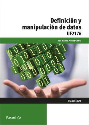 DEFINICIÓN Y MANIPULACIÓN DE DATOS