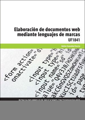 ELABORACIÓN DE DOCUMENTOS WEB MEDIANTE LENGUAJES DE MARCA