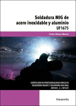 SOLDADURA MIG DE ACERO INOXIDABLE Y ALUMINIO