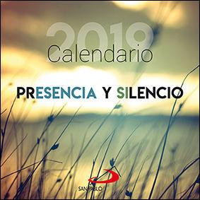 CALENDARIO IMÁN PRESENCIA Y SILENCIO 2019