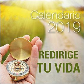 CALENDARIO IMÁN REDIRIGE TU VIDA 2019