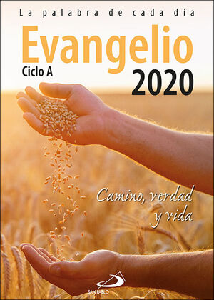 EVANGELIO 2020 LETRA GRANDE