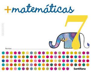 MAS MATEMATICAS 7