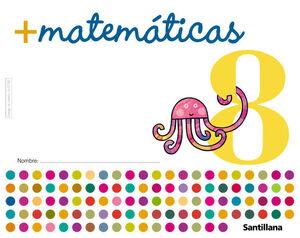 MAS MATEMATICAS 8