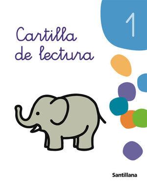 CARTILLA DE LECTURA 1