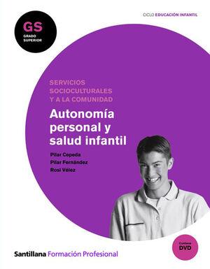 EDUCACION INFANTIL GS AUTONOMIA PERSONAL Y SALUD INFANTIL