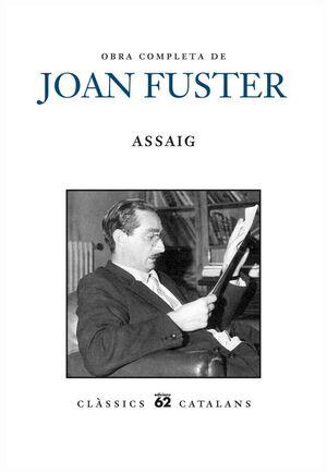 OBRA COMPLETA DE JOAN FUSTER. ASSAIG