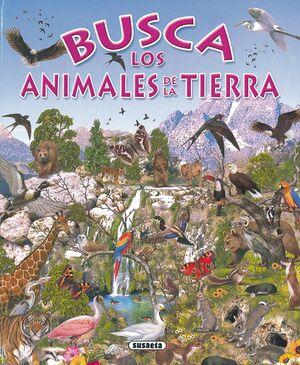 BUSCA LOS ANIMALES DE LA TIERRA