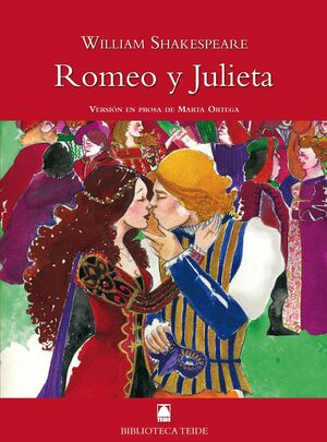 BIBLIOTECA TEIDE 024 - ROMEO Y JULIETA -WILLIAM SHAKESPEARE-