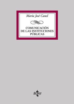 COMUNICACIÓN DE LAS INSTITUCIONES PÚBLICAS