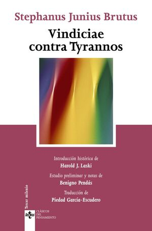VINDICIAE CONTRA TYRANNOS
