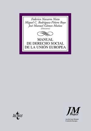 MANUAL DE DERECHO SOCIAL DE LA UNIÓN EUROPEA