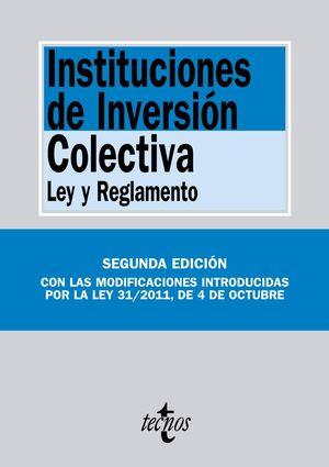 INSTITUCIONES DE INVERSIÓN COLECTIVA