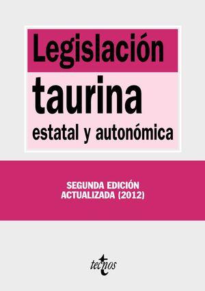 LEGISLACIÓN TAURINA