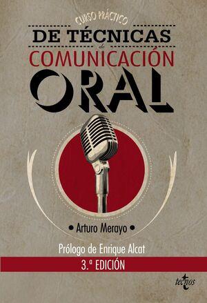 CURSO PRÁCTICO DE TÉCNICAS DE COMUNICACIÓN ORAL
